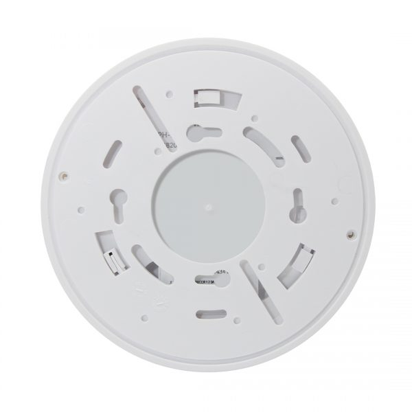 Link Smoke detector alarming device