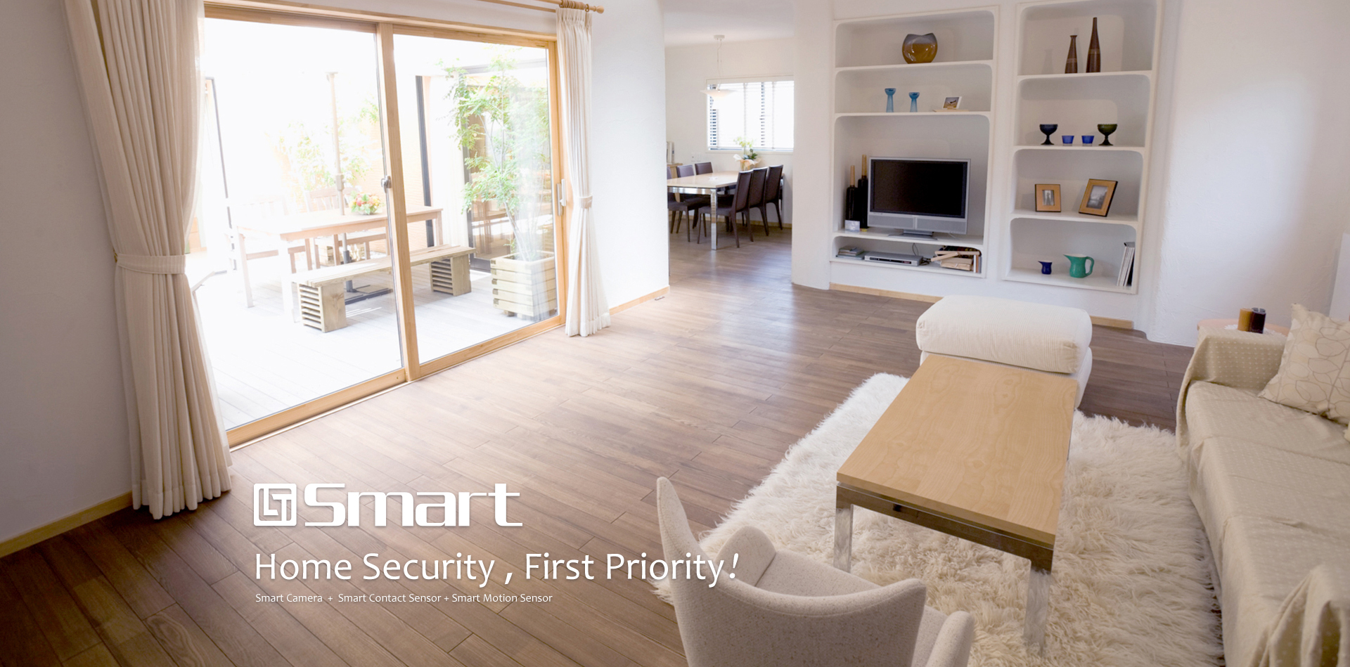 Smart Home Security Solution