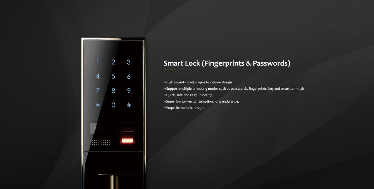 smart doorlock pack