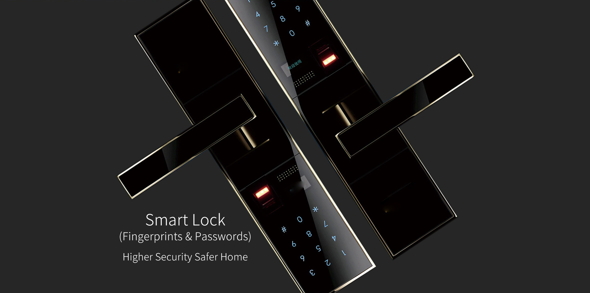 Doorlock - Smart Home Luxury Pack