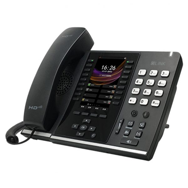 "LiNK V425 4.5"" VoIP Phone with 8 SIP"