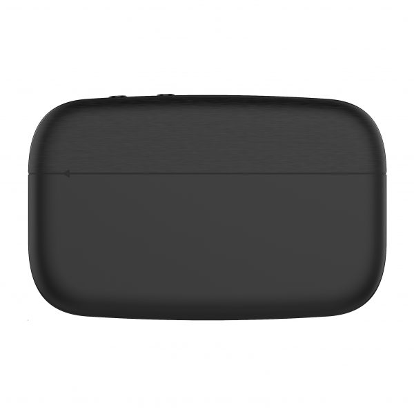 LiNK R62 MiFi Pocket Router, Black colour back view