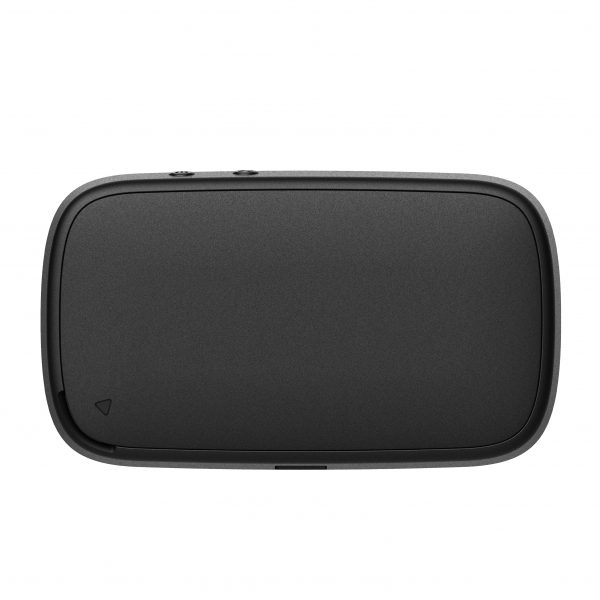 LiNK R78 MiFi Pocket Router, Black colour back view