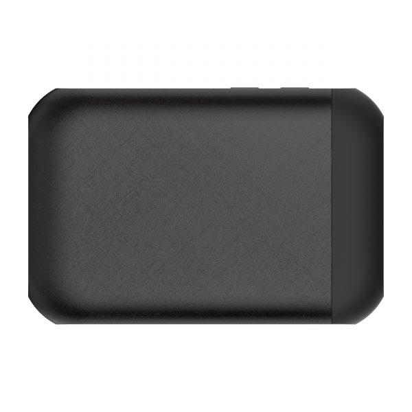 LiNK R80 MiFi Pocket Router, Black colour back view