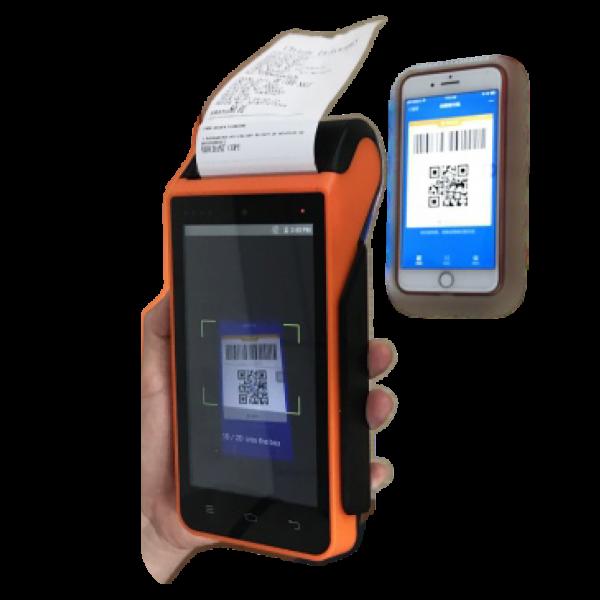 POS payment terminal / card reader